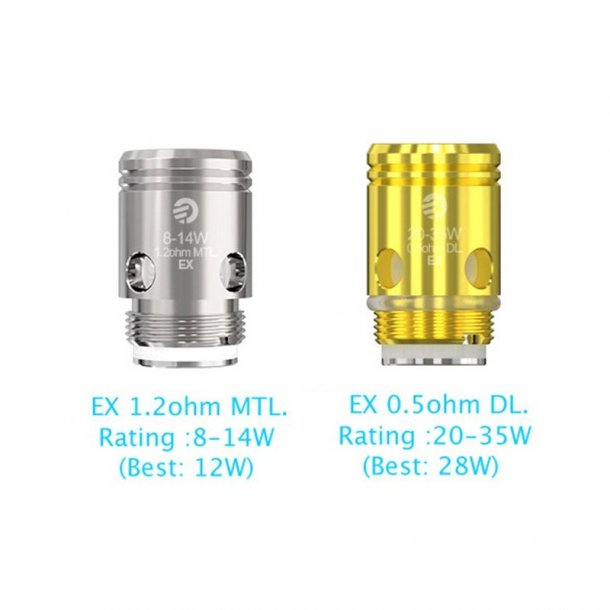 5stk EX Coils Exceed D19/D22