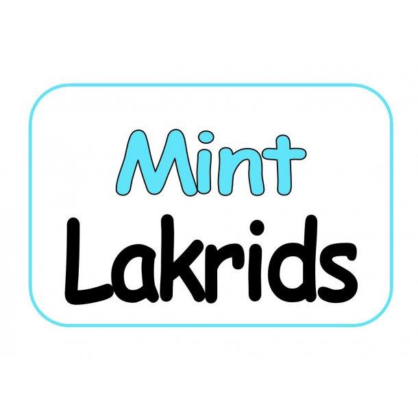 40-48ml Mint Lakrids