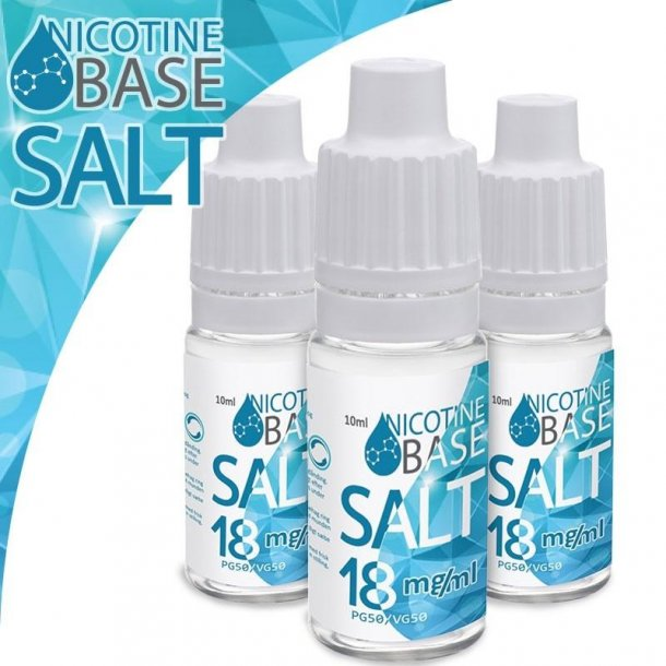 10ml  PG50/VG50 Nikotin Salt