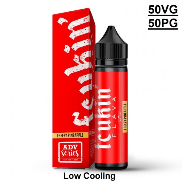 (RED EDITION) -  Freezy Pineapple 60ml