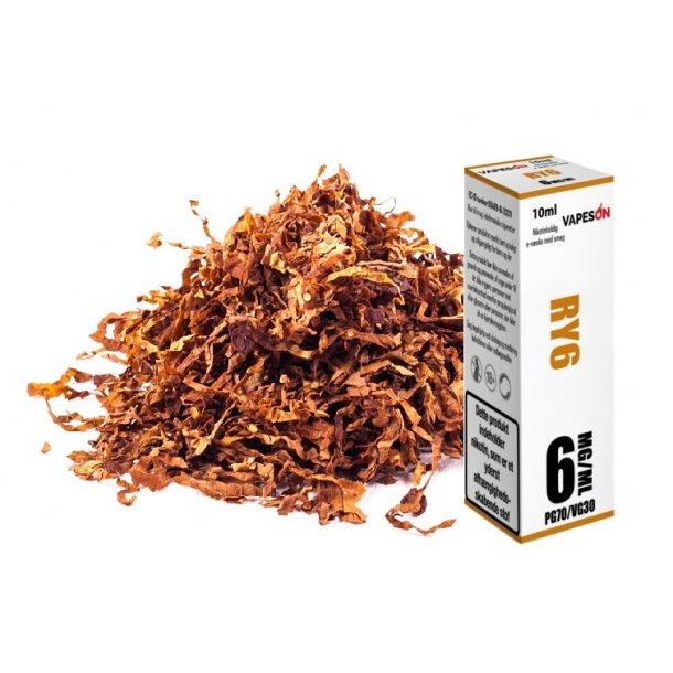 10ml RY6  Sweet Tobacco