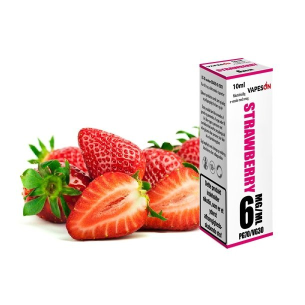 10ml Strawberry
